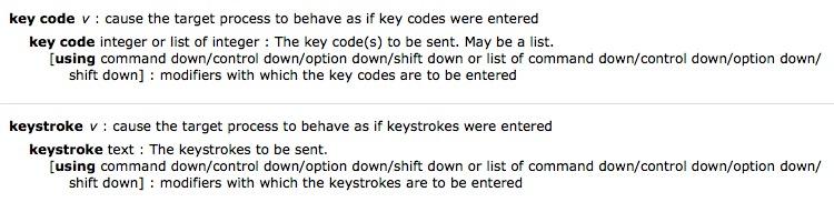 Key down keep - Apple Community
