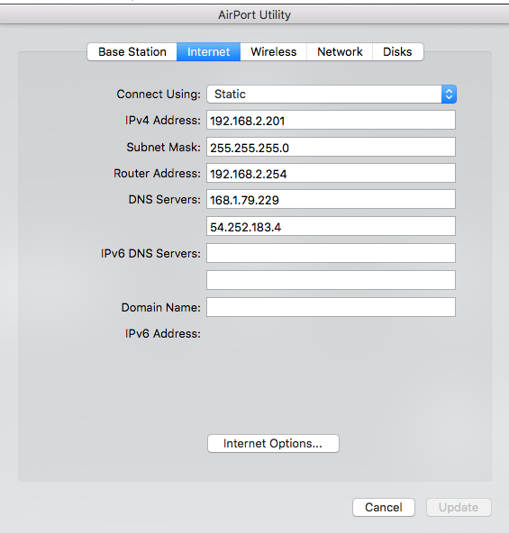 how do I connect and set up a time capsul… - Apple Community
