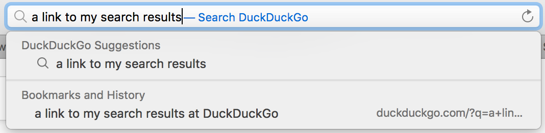 Show full url in safari for google search - Apple Community