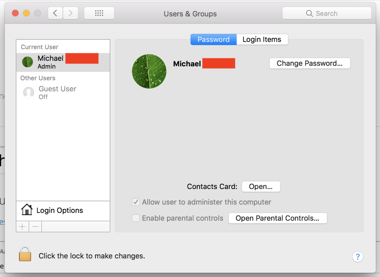 Guest user still showing up on login scre… - Apple Community