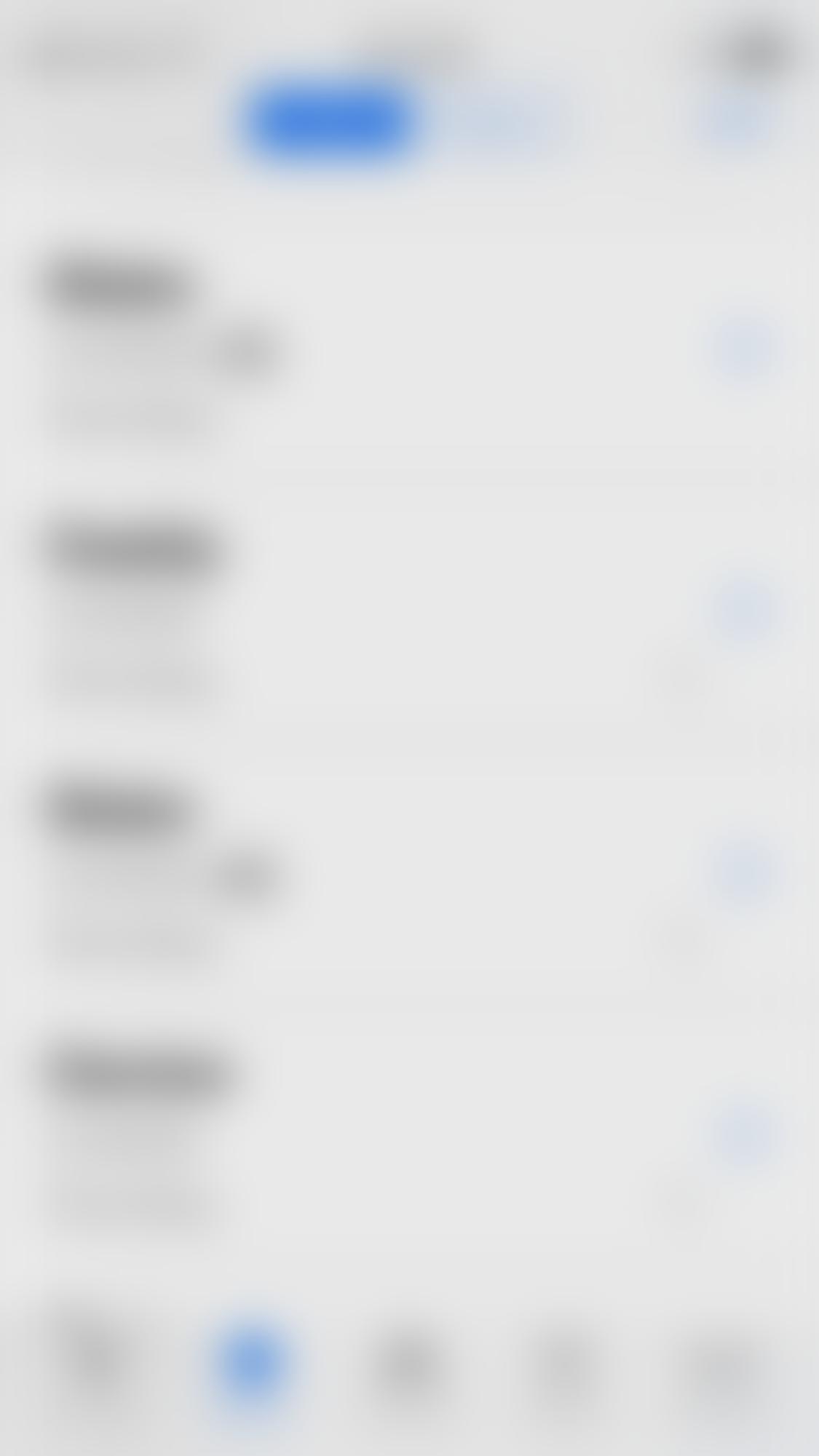 Iphone 8 blurry screen - Apple Community