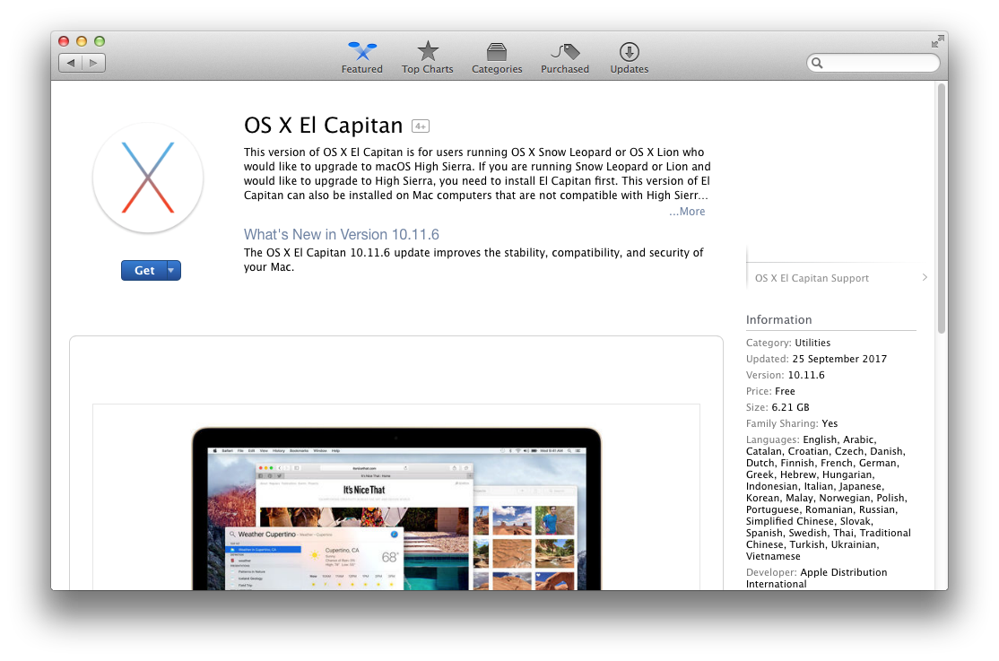 Macbook Pro With 10.9.5 Won