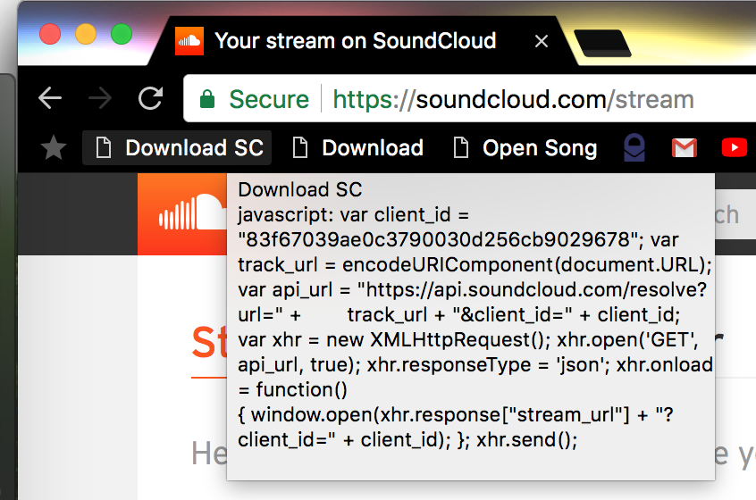 how to download soundcloud music to itune… - Apple Community