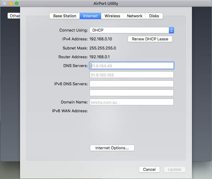 Time Capsule & Telstra Gateway Max - Apple Community