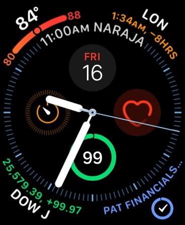 World Clock Complication - Apple Community