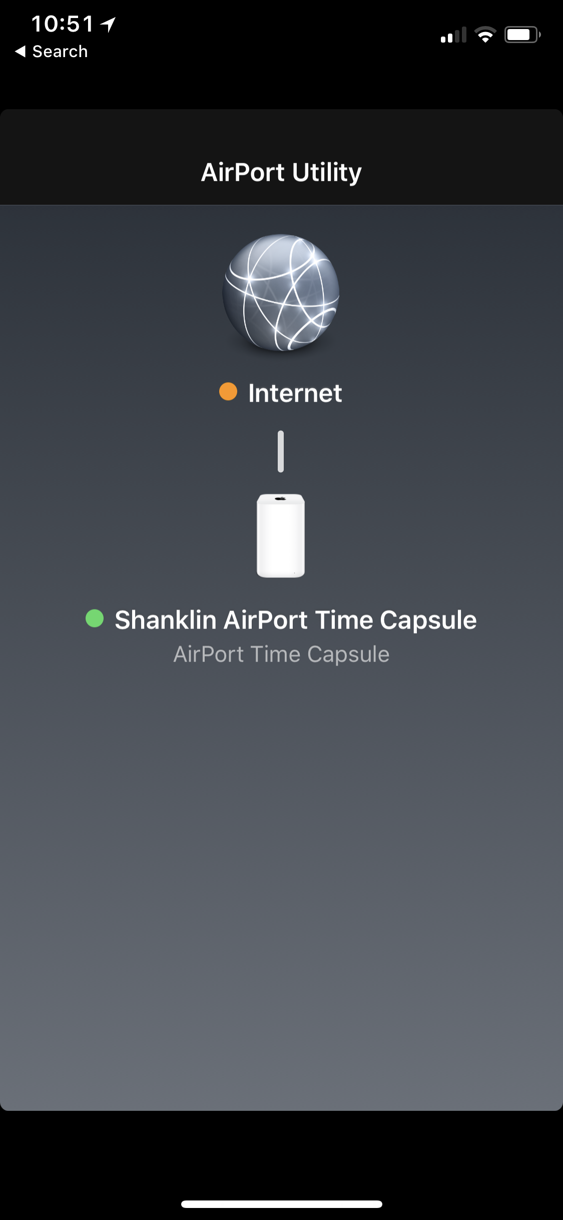 Time Capsule and TW/Spectrum Ubee Modem /… - Apple Community
