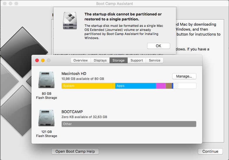 cheapest low price sale uk cheap sale Cannot remove Boot Camp partition - Apple Community