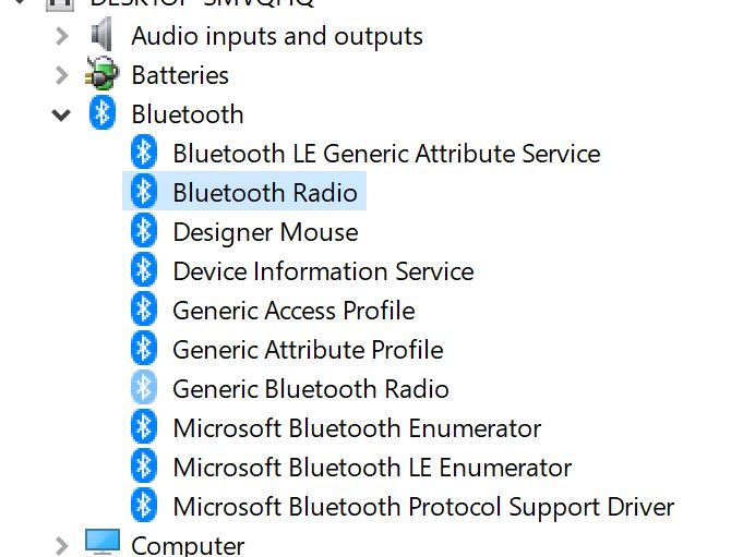 Bluetooth is not working properly om MacB… - Apple Community