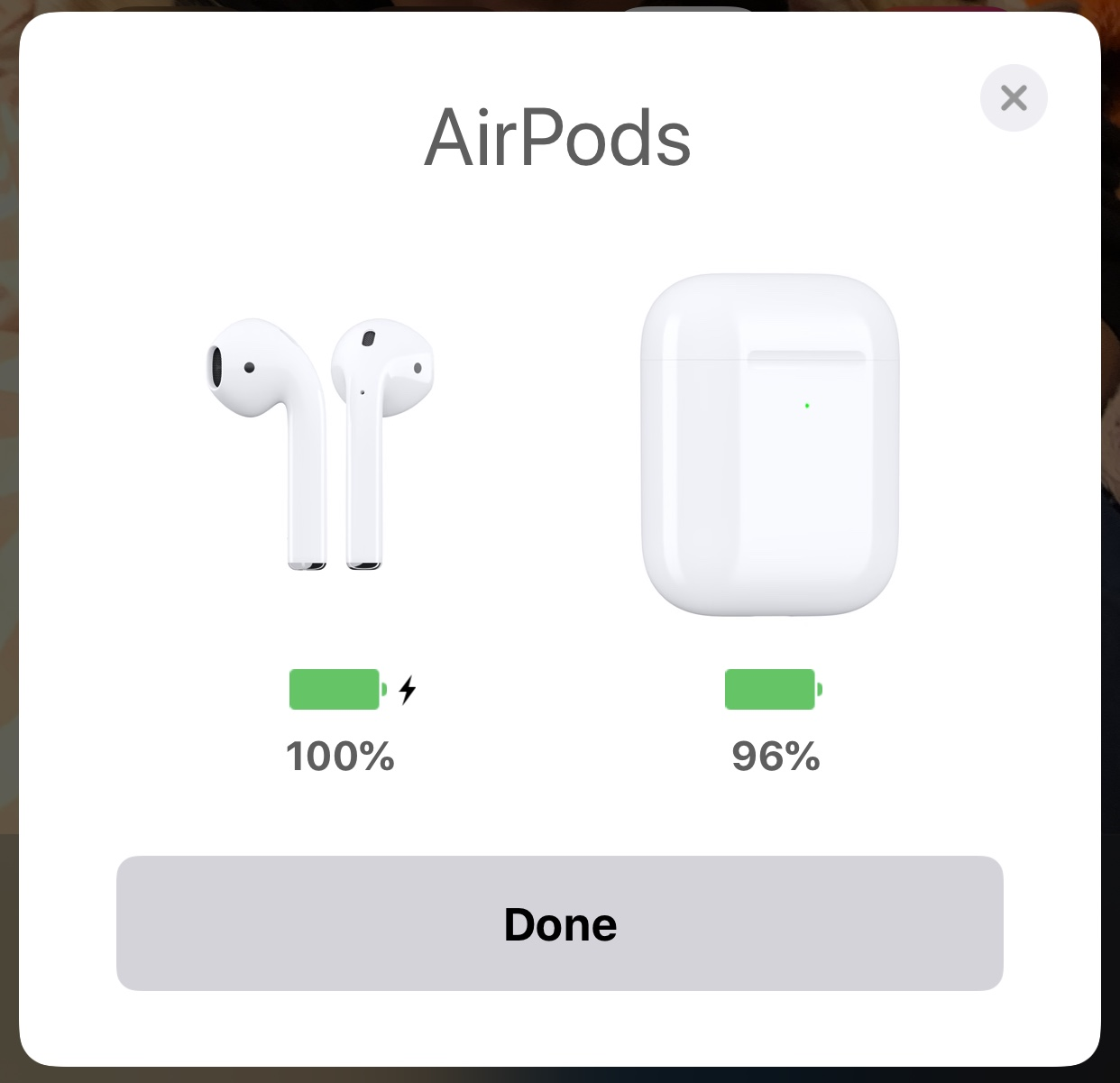I Ve Lost My Left Airpod I Was Scared I Apple Community