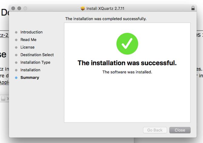 XQuartz 2 7 11 Compatibility - Apple Community