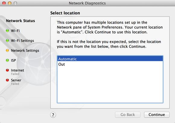 Network Diagnostics on High Sierra - Apple Community