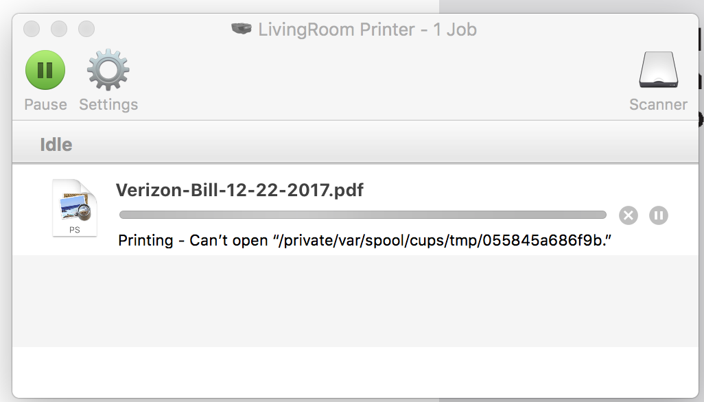 Can't print using Adobe Acrobat Reade… - Apple Community