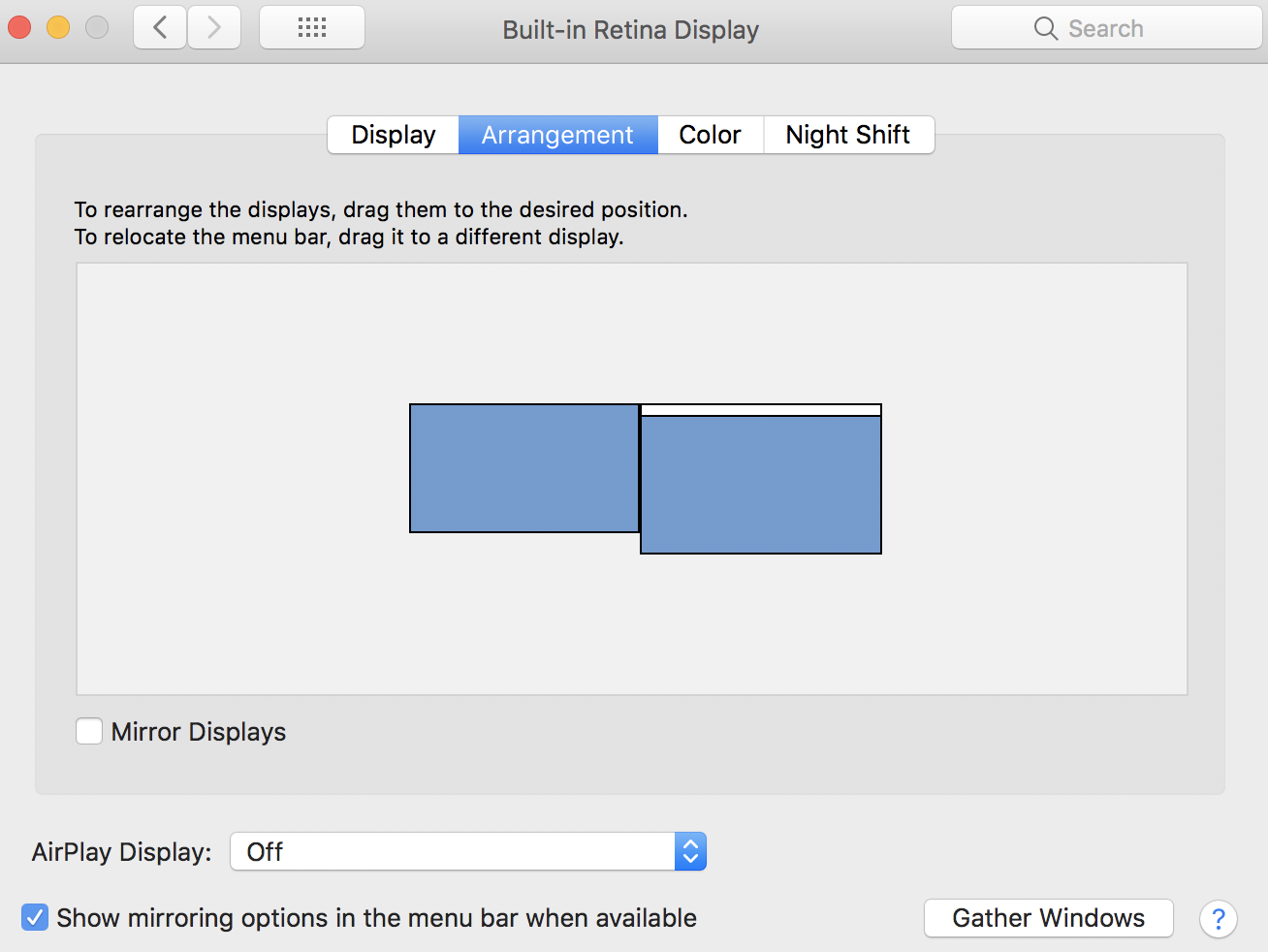 Benq Rl2455 Out Of Range On Macbook Pro Apple Community