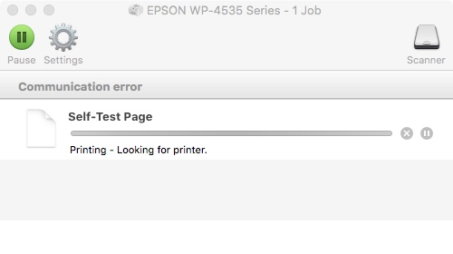 Mac communicates with Epson as scanner, n… - Apple Community