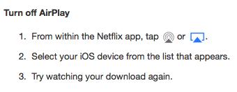 Netflix won't stream on Apple tv - Apple Community