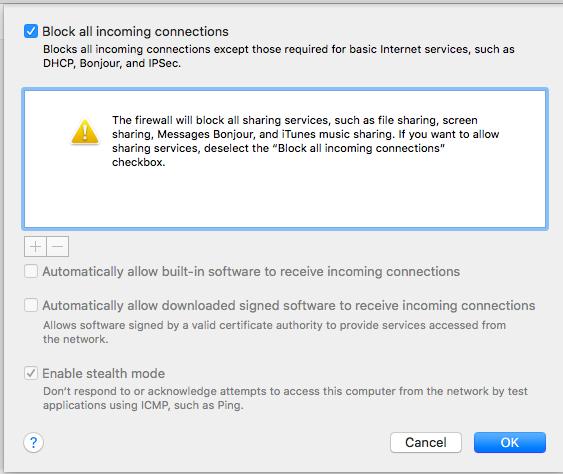 Macbook password hack