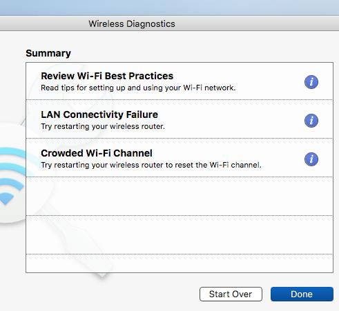 How do you perform Network Diagnostics? - Apple Community