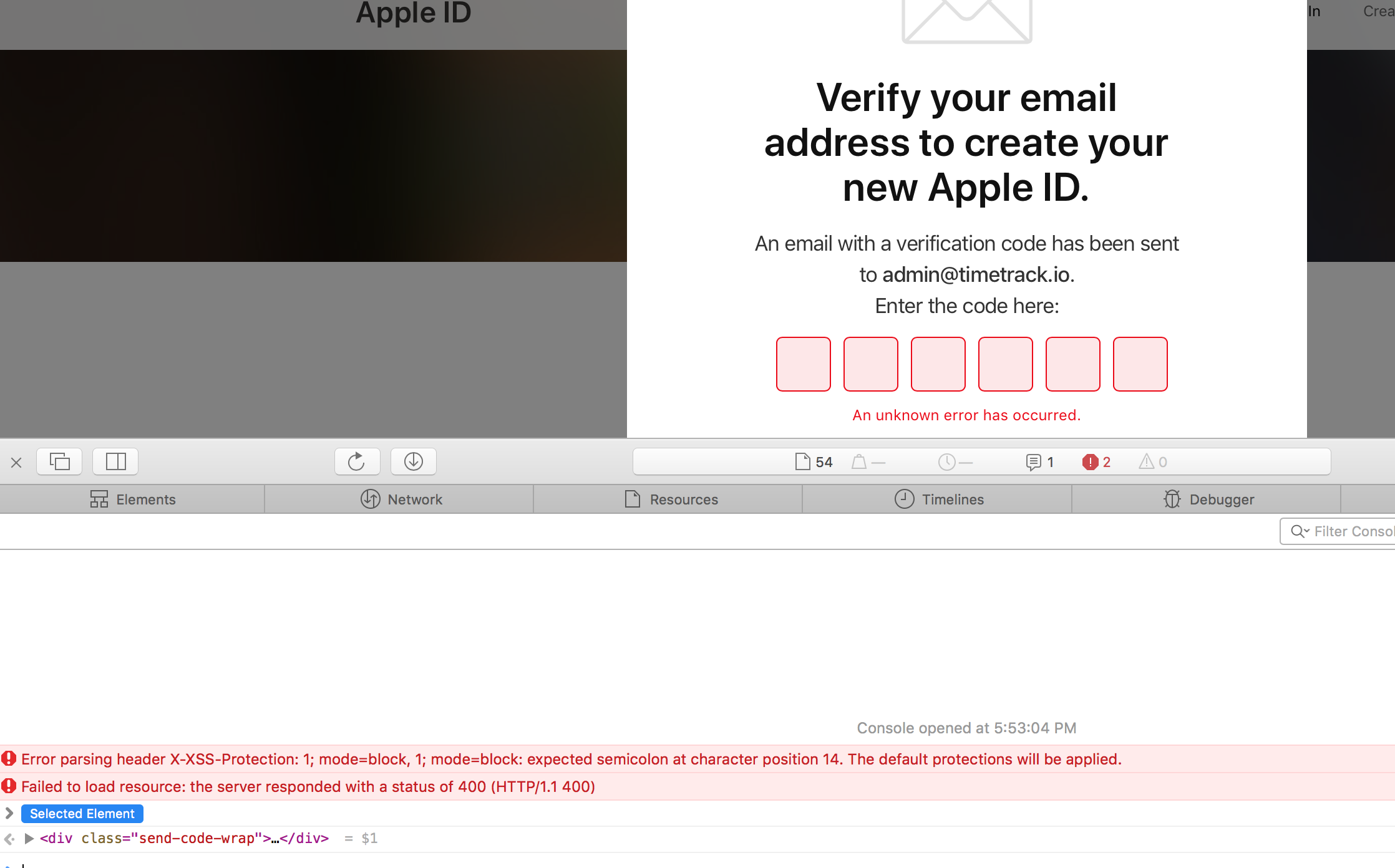 Can't create new Apple ID - Apple Community