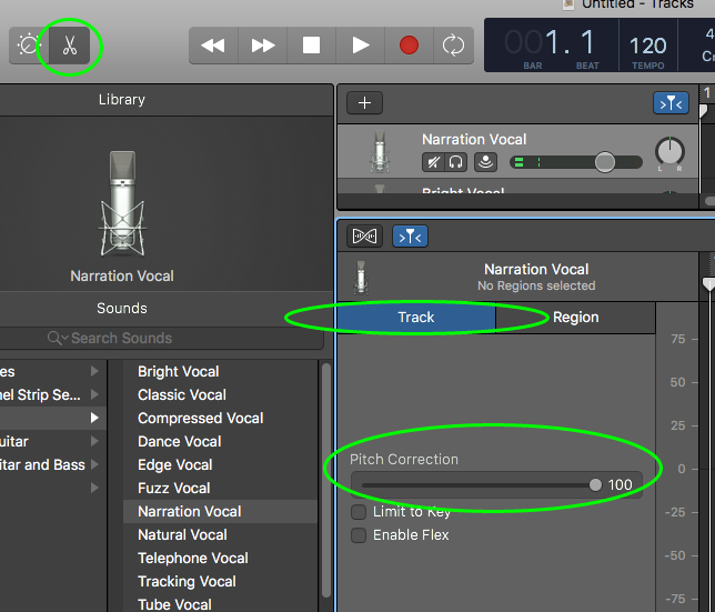 How can I get this preset on the Mac vers… - Apple Community