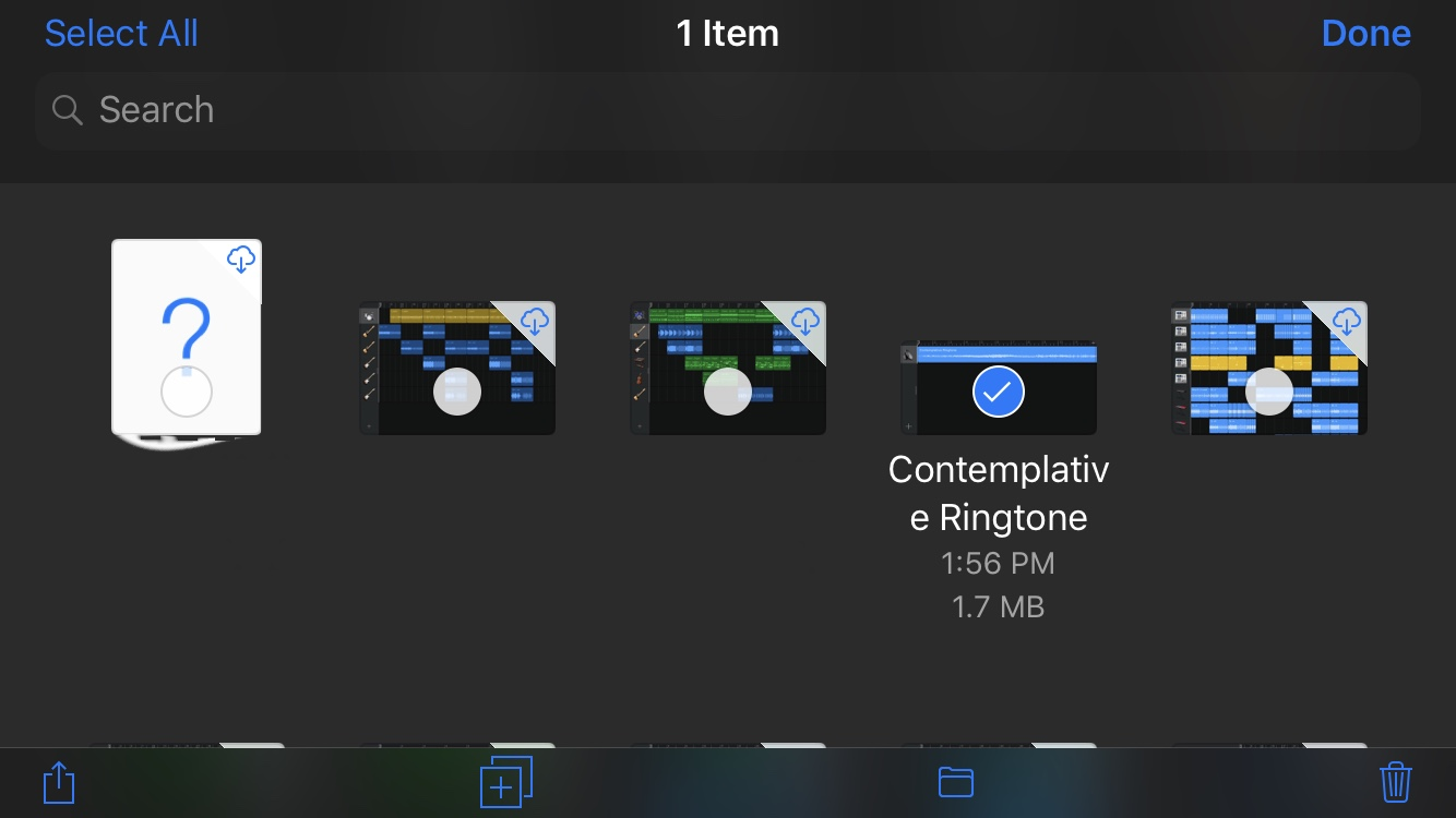 how to make a ringtone in garageband 2018 iphone