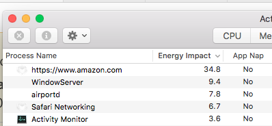 Safari is draining my battery on Mac out … - Apple Community