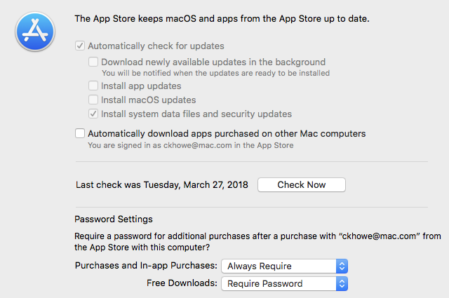 This update caused my mac to crash  Any a… - Apple Community