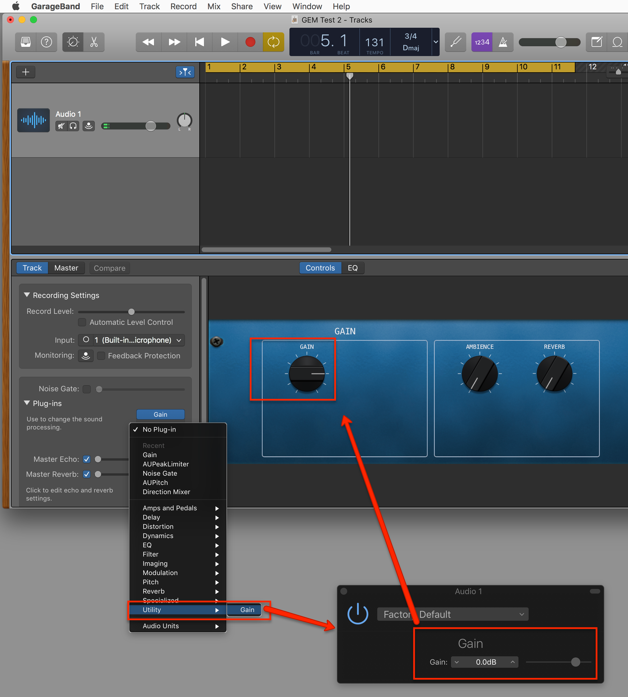How to boost USB microphone input level - Apple Community