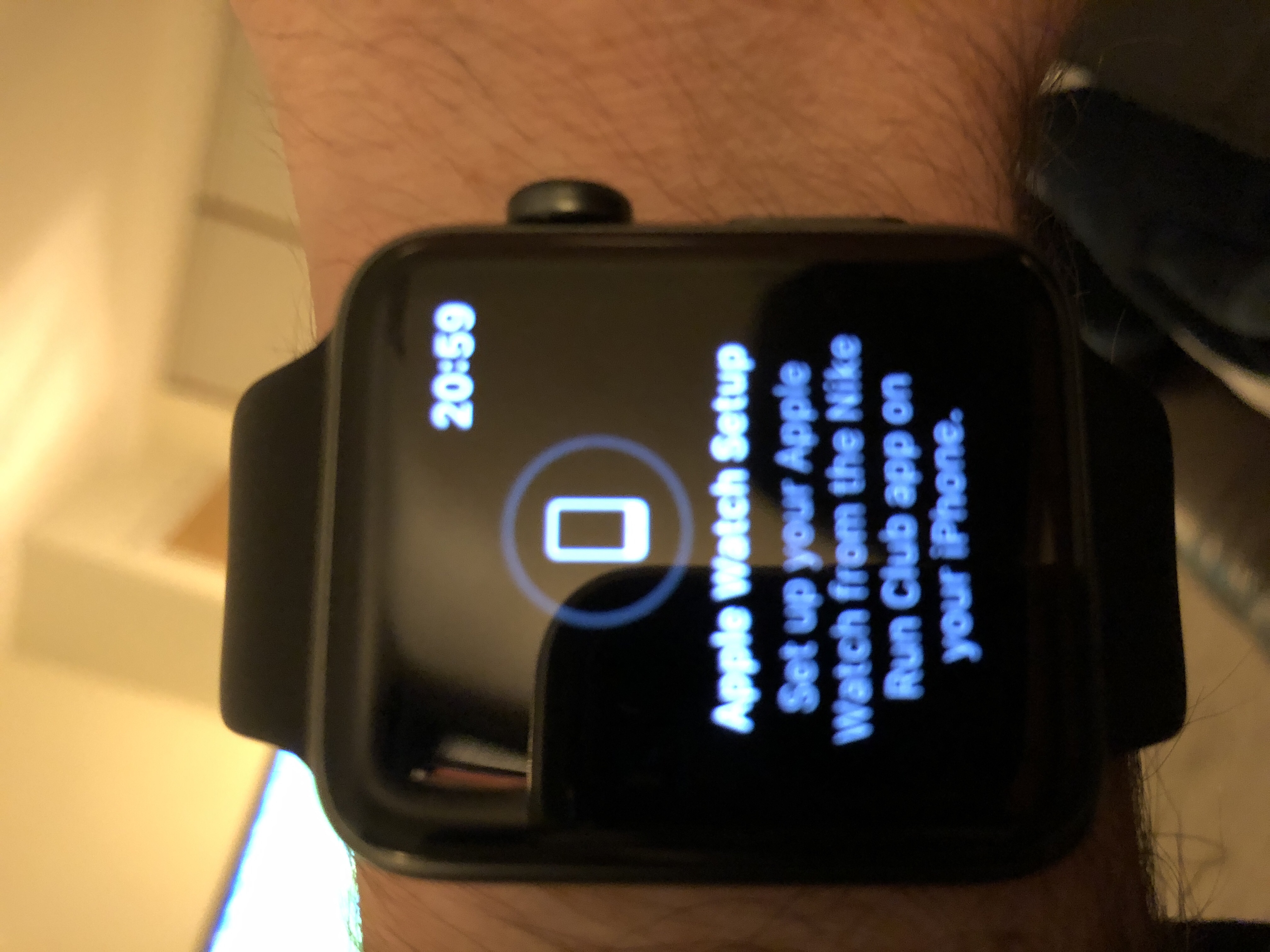 Apple Watch Setup - Nike Run Club  - Apple Community