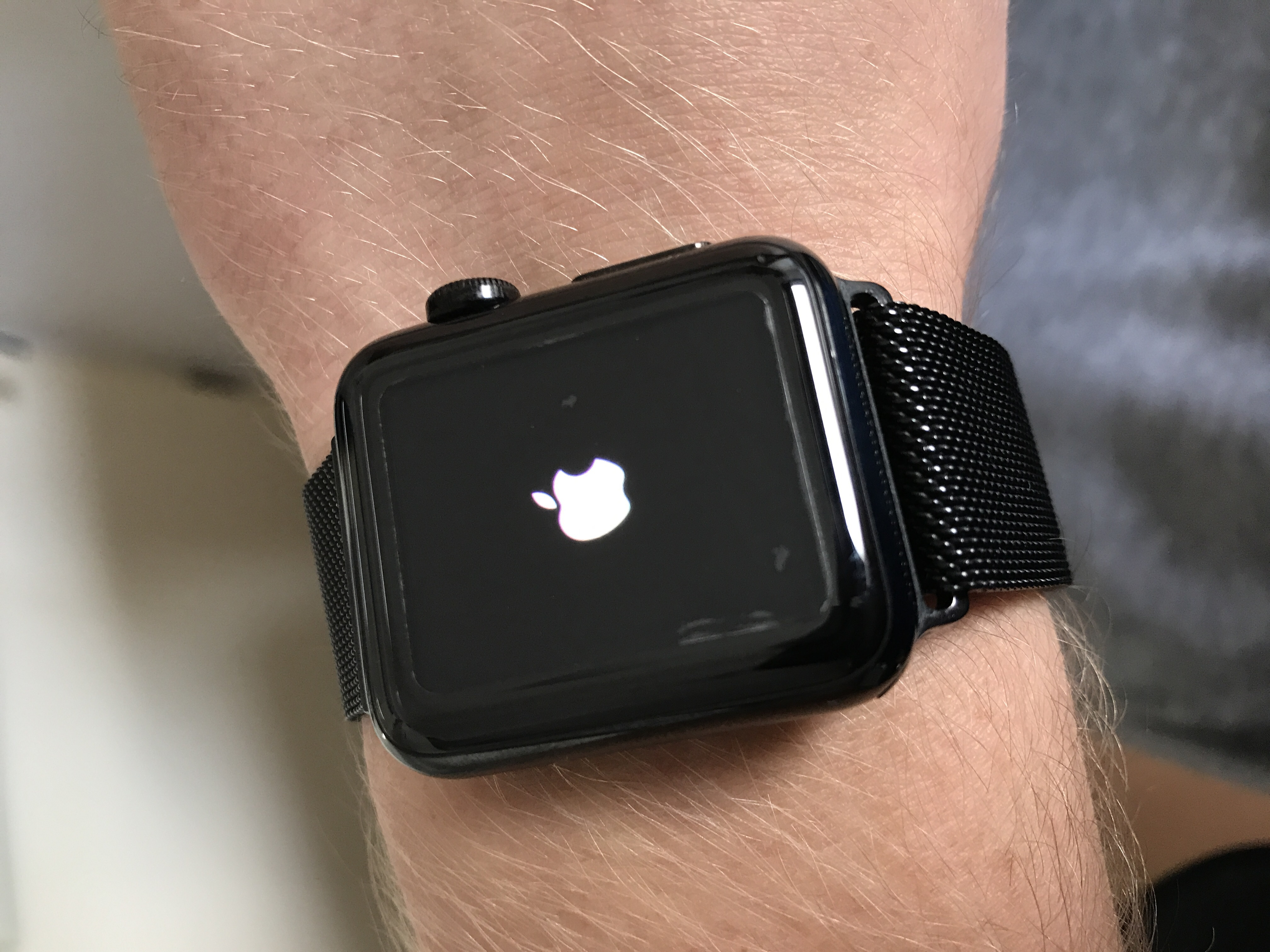 Apple Watch boot freeze after 4 3 update - Apple Community