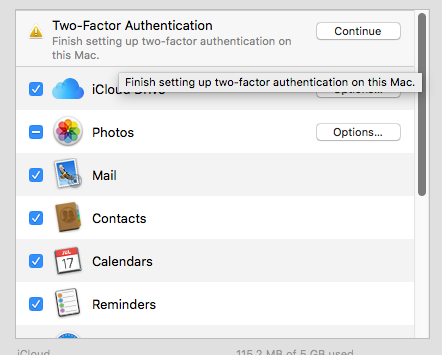 How To Get Rid Of The Two Factor Authentication Notification
