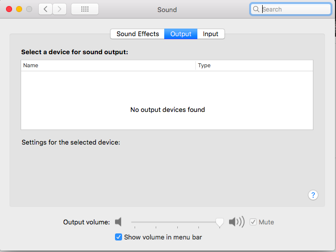Macbook Air - Sound Not working - No Outp… - Apple Community