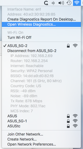 extending ASUS wifi network with Airport … - Apple Community
