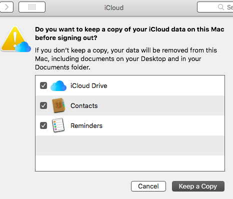 How does one force sync Contacts on a Mac? - Apple Community