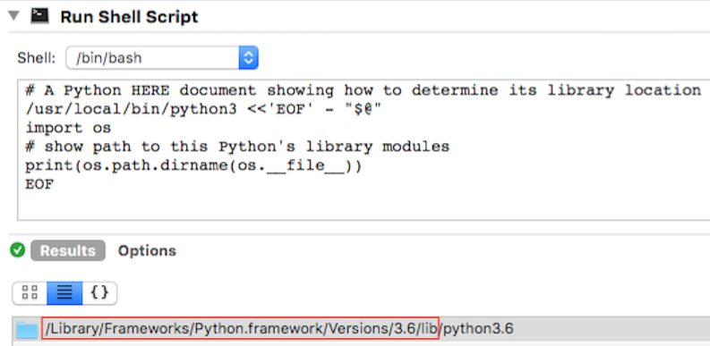 How to use Automator to run a Python 3 Co… - Apple Community