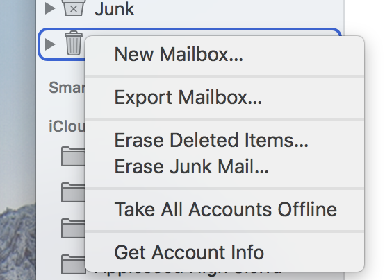 How do I delete thousands of emails in th… - Apple Community