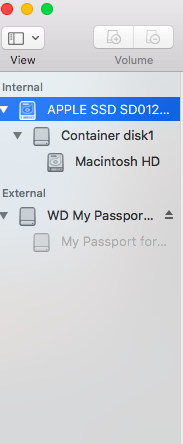 WD Passport does not work with High Sierra - Apple Community