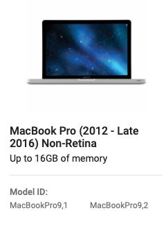upgrading RAM on mid 2012 Macbook Pro 13&… - Apple Community