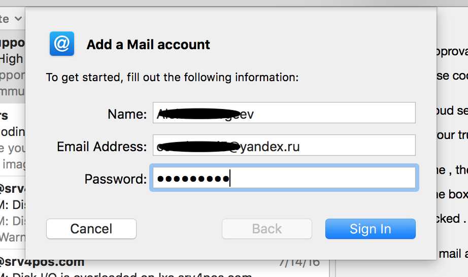 Can't add accounts in Mail - stuck on… - Apple Community
