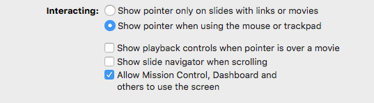 How to turn off mouse during a movie? - Apple Community