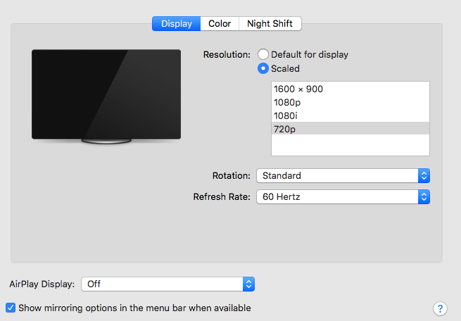 Mac mini (Late 2014) with 1920x1080 resol… - Apple Community