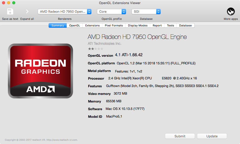 Metal-capable graphics cards for my Mac0P… - Apple Community
