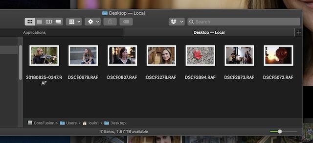 Fujifilm x-t3 uncompressed Raw files - Apple Community