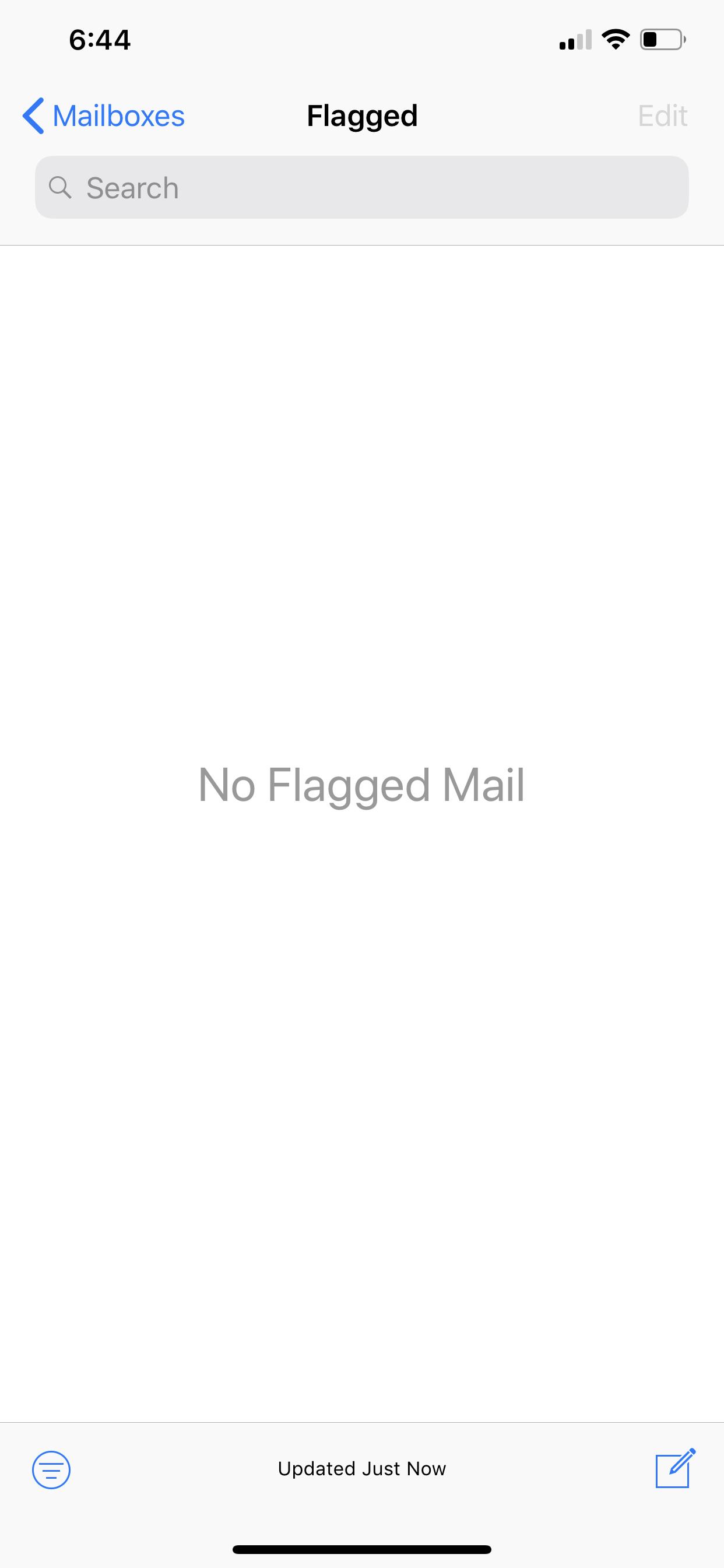 Flagged mail iOS 12 - Apple Community