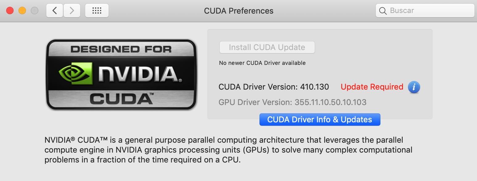 Do I need GeForce GT 750m drivers on Moja… - Apple Community