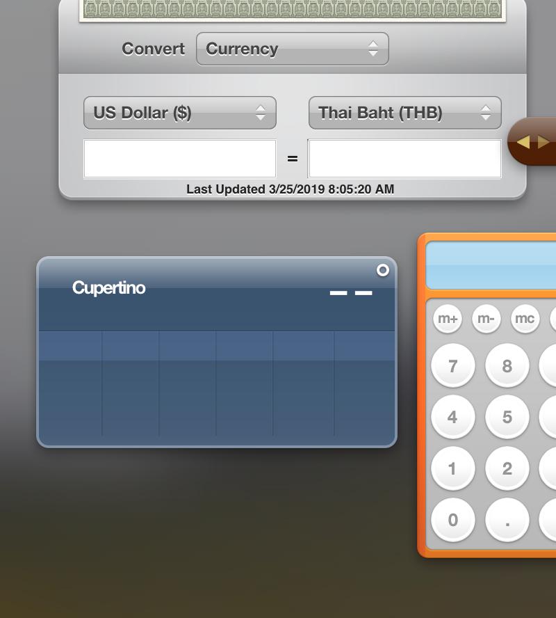 weather widgets not loading - Apple Community