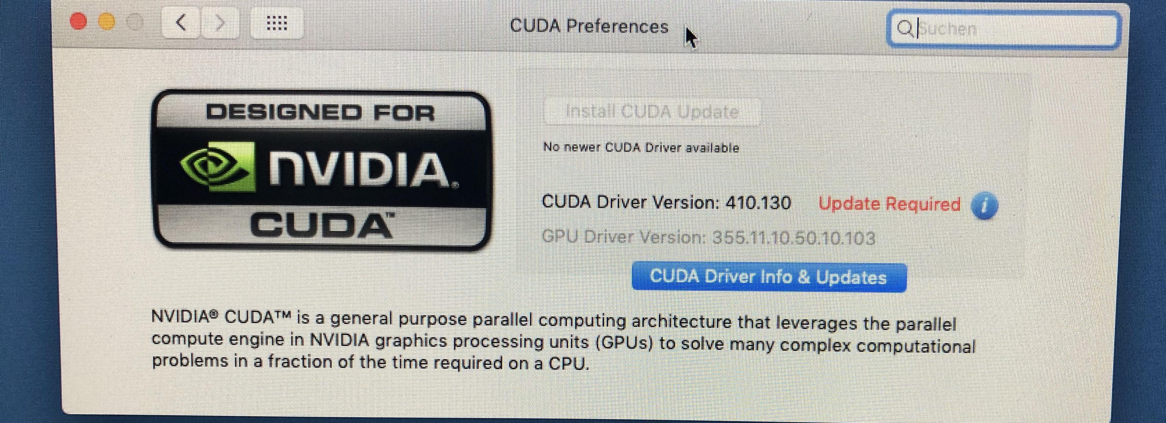 NVIDIA GeForce GTX 775M 2gb VRAM not work… - Apple Community