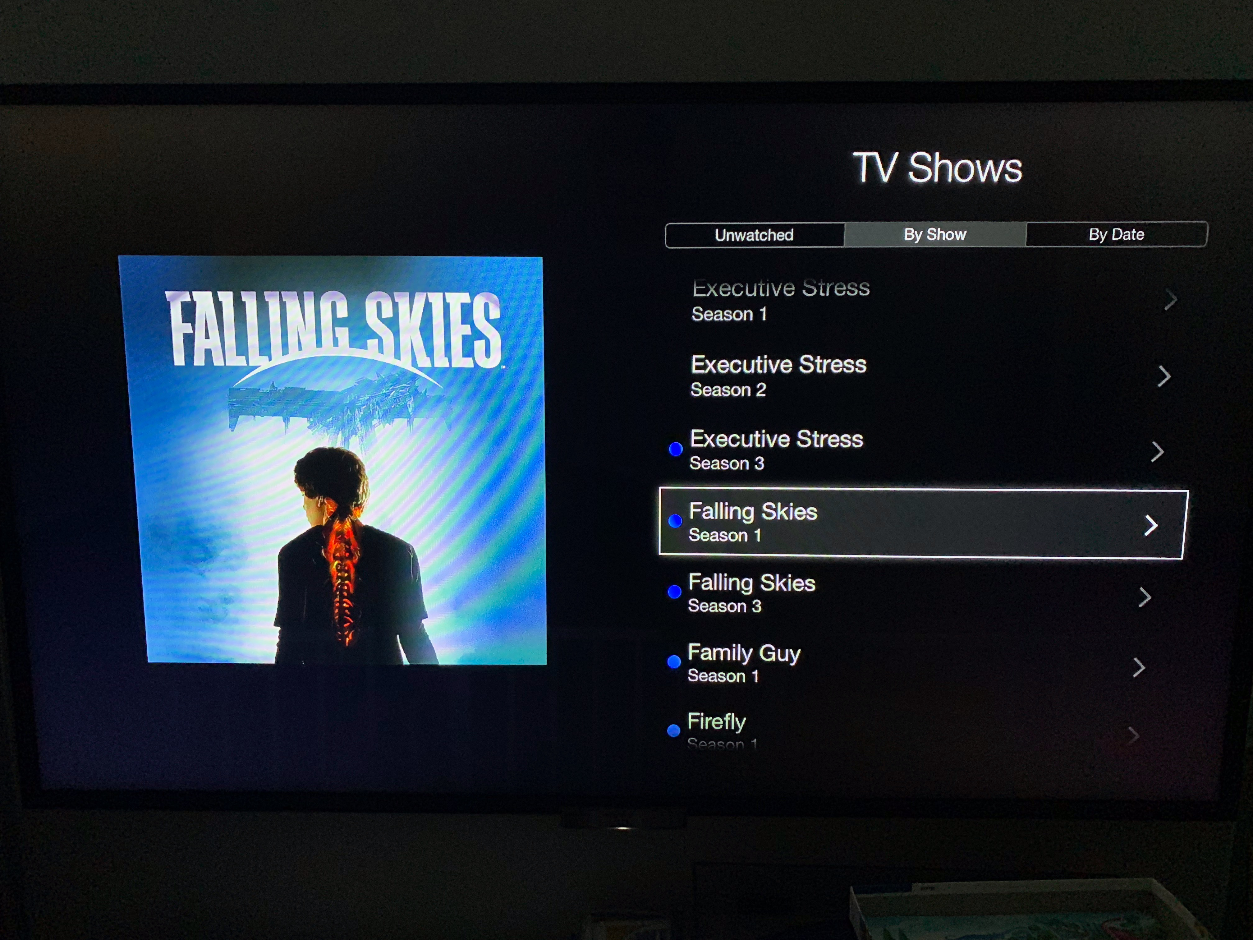 Apple Tv 4k Is The Computers Home Sharin Apple Community