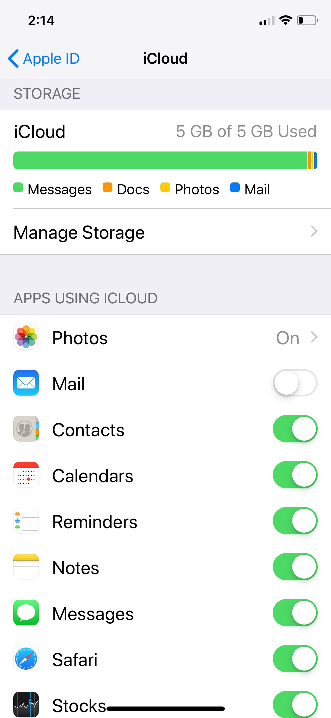 New Phone not Syncing icloud contacts, me… - Apple Community