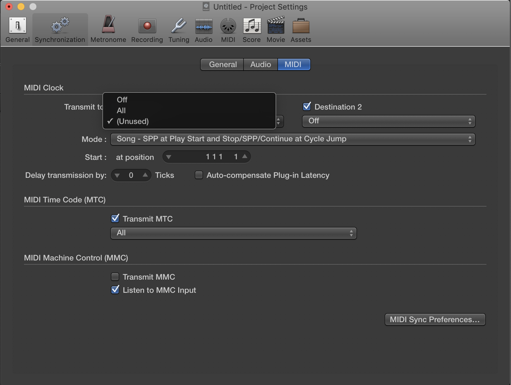 Akai MPK 249 not recognized in Logic - Apple Community
