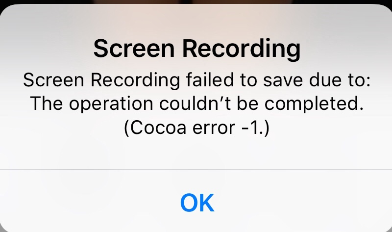 How do i take a screen recording on my iphone